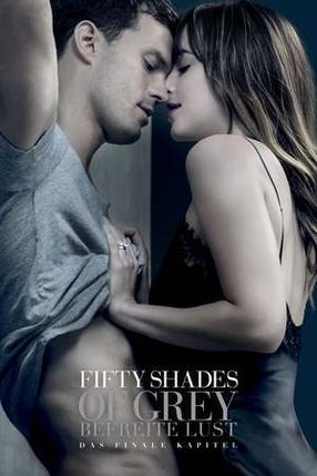 Poster: Fifty Shades of Grey - Befreite Lust