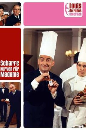 Poster: Scharfe Kurven für Madame