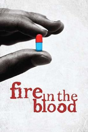 Poster: Fire in the Blood