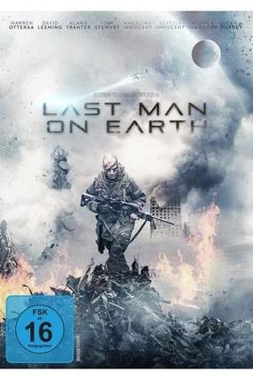 Poster: Last Man on Earth