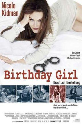Poster: Birthday Girl
