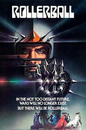 Poster: Rollerball