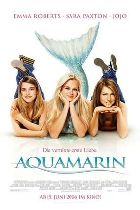 Poster: Aquamarin - Die vernixte erste Liebe