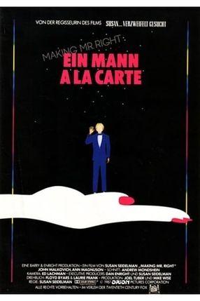 Poster: Making Mr. Right - Ein Mann à la Carte