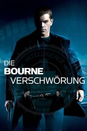 Poster: Die Bourne Verschwörung