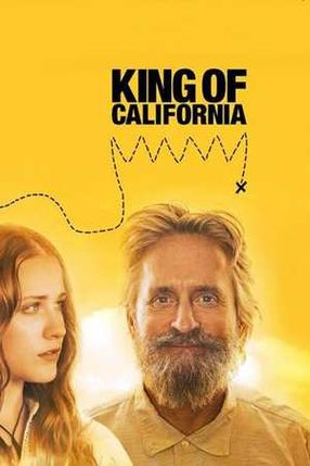 Poster: King of California