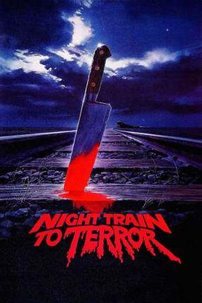 Poster: Night Train to Terror