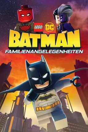 Poster: Lego DC Batman - Familienangelegenheiten
