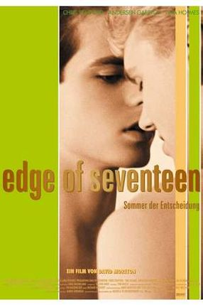 Poster: Edge of Seventeen - Sommer der Entscheidung