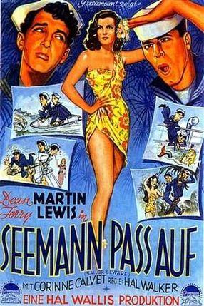 Poster: Seemann, pass auf