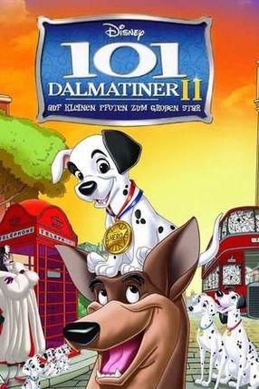 Poster: 101 Dalmatiner - Teil 2: Auf kleinen Pfoten zum großen Star!