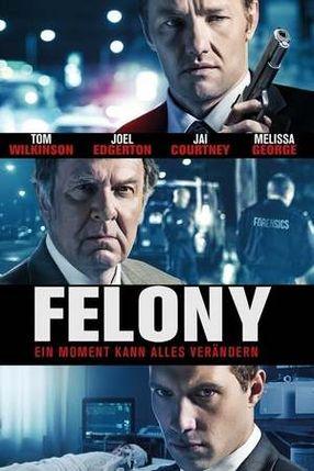Poster: Felony - Ein Moment kann alles verändern