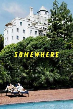 Poster: Somewhere