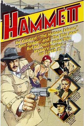 Poster: Hammett