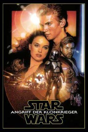 Poster: Star Wars: Episode II - Angriff der Klonkrieger