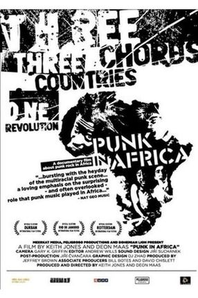 Poster: Punk in Africa