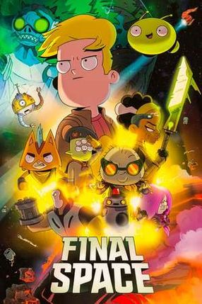 Poster: Final Space