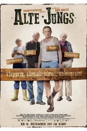 Poster: Alte Jungs