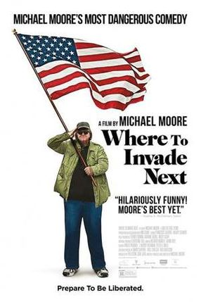 Poster: Where to Invade Next
