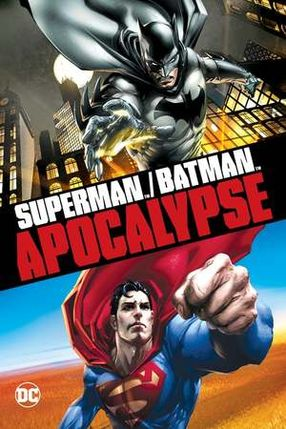 Poster: Superman/Batman: Apocalypse