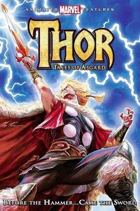 Poster: Thor: Tales of Asgard
