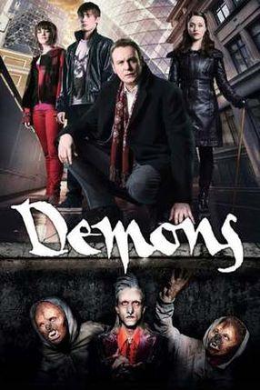 Poster: Demons (The Last Van Helsing)