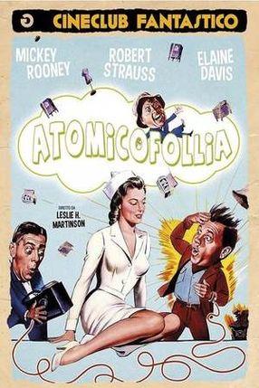 Poster: The Atomic Kid