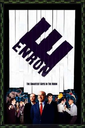 Poster: Enron: The Smartest Guys in the Room