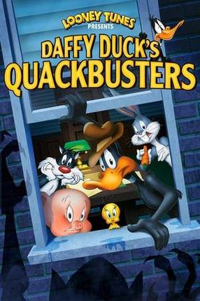 Poster: Daffy Duck's Quackbusters