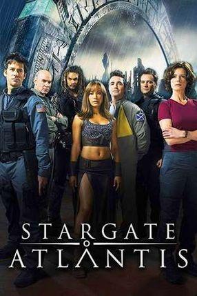 Poster: Stargate Atlantis
