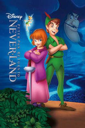 Poster: Peter Pan: Neue Abenteuer in Nimmerland
