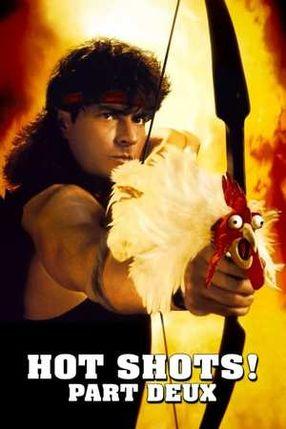 Poster: Hot Shots! Der zweite Versuch