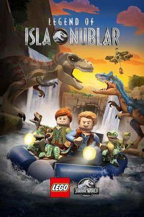 Poster: Jurassic World - Die Legende der Insel Nublar