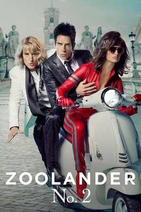 Poster: Zoolander No. 2