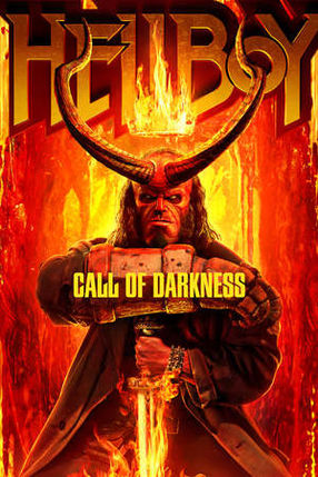 Poster: Hellboy - Call of Darkness