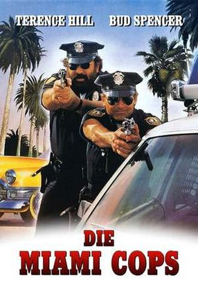 Poster: Die Miami Cops
