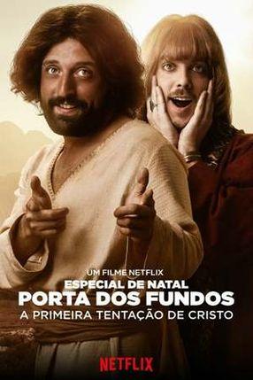 Poster: A Primeira Tentação de Cristo