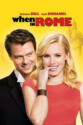 Poster: When in Rome – Fünf Männer sind vier zu viel