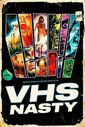 Poster: VHS Nasty