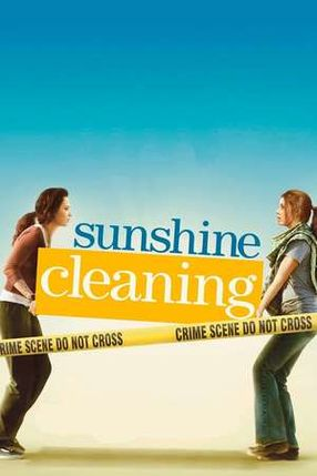 Poster: Sunshine Cleaning