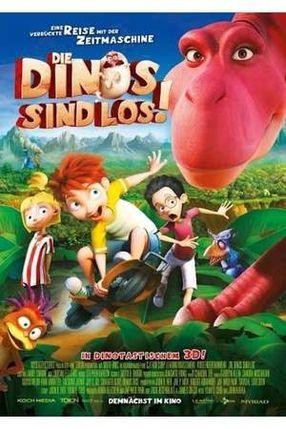 Poster: Die Dinos sind los
