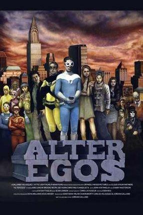 Poster: Alter Ego - Große Helden, noch größere Probleme