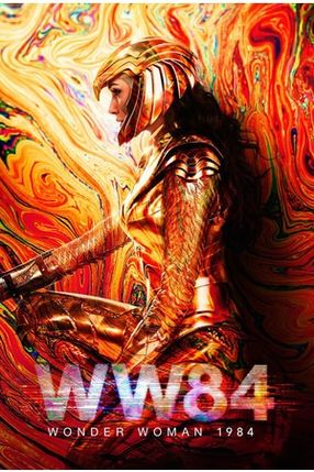 Poster: Wonder Woman 1984