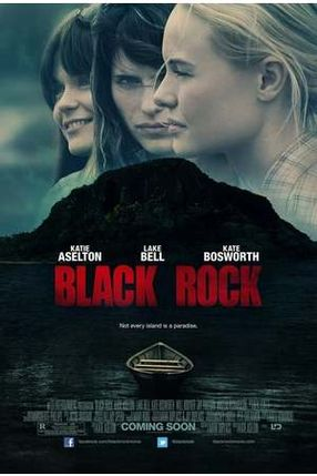 Poster: Black Rock - Überleben ist alles