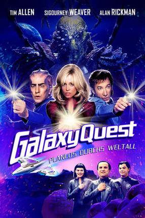 Poster: Galaxy Quest - Planlos durchs Weltall