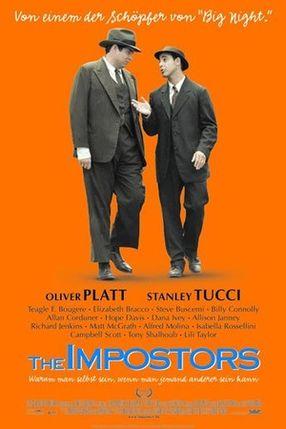 Poster: The Impostors - Zwei Hochstapler in Not