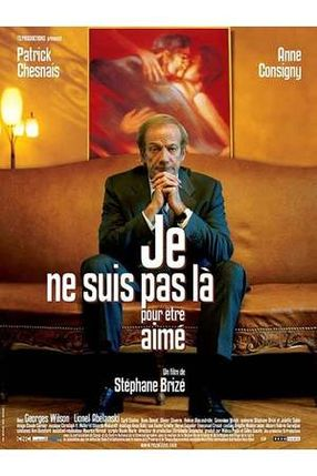 Poster: Man muss mich nicht lieben
