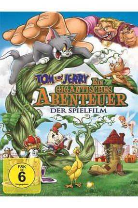 Poster: Tom und Jerry – Ein gigantisches Abenteuer